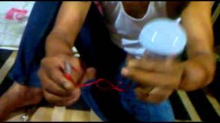 getlinkyoutube.com-rahasia membuat listrik tanpa jenset dan bahan bakar anak cantung