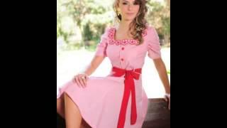 getlinkyoutube.com-moda evangelica vestidos
