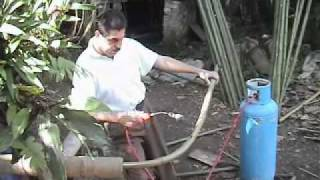 getlinkyoutube.com-Bending Bamboo