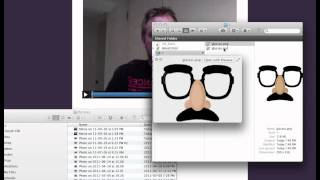 HTML5 Video Face Detection with JavaScript, Canvas and Video