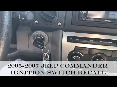 2007 Jeep Commander Do you have Ignition problems? HELP is here!!!