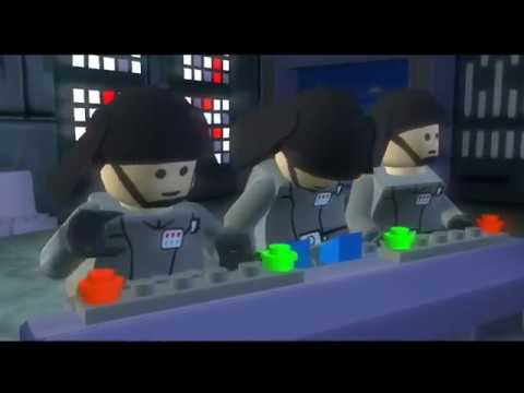 Lego Star Wars II Cutscenes Part 1