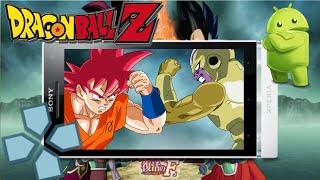 getlinkyoutube.com-Dragon ball z juego para android  (resurreccion de freezer), emulador ppsspp y mas