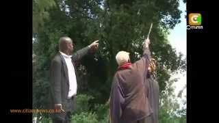 Msitu Mtakatifu
