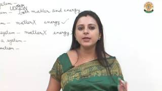 Lecture: Thermodynamics & Thermochemistry - 1