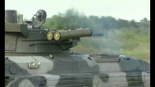 getlinkyoutube.com-Infantry fighting vehicle BMP 2 M (Боевая машина пехоты БМП 2 М)