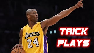 Greatest Trick Plays in Basketball History