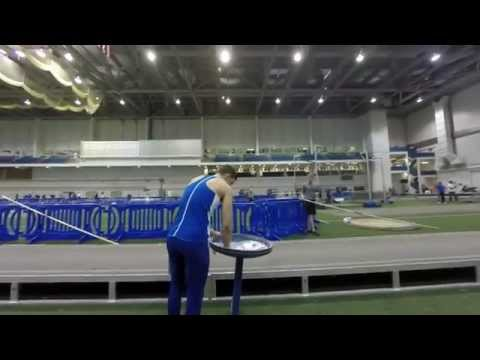 Air Force Academy Track and Field: High Jump and Pole Vault