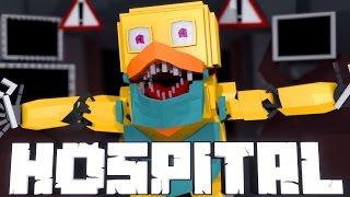 getlinkyoutube.com-Broken Mods Hospital - Five Nights At Freddy's Nurse Chica! (Minecraft Roleplay) #19
