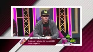 getlinkyoutube.com-Suelta El Wichi - Jess Regueira habla sobre la recaída del Chispín