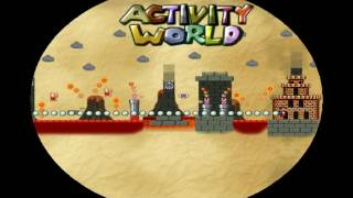 getlinkyoutube.com-Mario Forever Order Of Fate (v1.0) - Activity World (PL)
