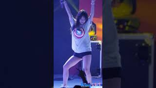 getlinkyoutube.com-140828 웅지세무대 레인보우 현영 직캠 A by Spinel