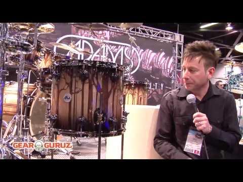 Robert Egnacheski - Gear Guruz Day 1 - Drum Coverage from the 2010 NAMM Show