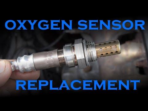 Oxygen Sensor Replacement