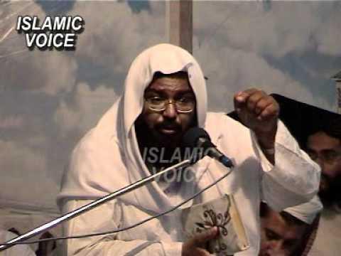 Moulana Gulam Muhammad DB On Aqeeda Hayat un Nabi PBUH
