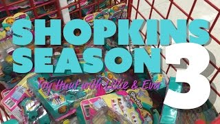 getlinkyoutube.com-Shopkins Season 3 Toy Hunt