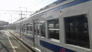 getlinkyoutube.com-東京の山手線より長い!? 415系12両回送列車発車!