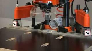 getlinkyoutube.com-BLUM Minipress Drilling and Insertion Machine