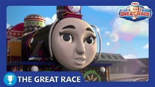 getlinkyoutube.com-Thomas & Friends™ The Great Race Exclusive 10 Minute Premiere! | The Great Race | Thomas & Friends