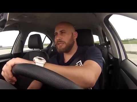 Тест Драйв SKODA Octavia в Европа Авто