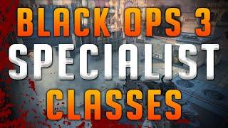 getlinkyoutube.com-★ Black Ops 3 Specialist Custom Classes