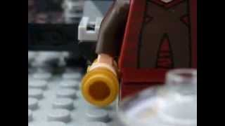Lego Star Wars - Palpatine's Arrest - Mace Windu VS Palpatine