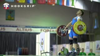 Viktor Getts (77) - 160/197 @ 2015 Russian Championships