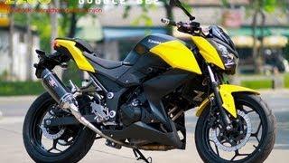 getlinkyoutube.com-Modifikasi Kawasaki Z250