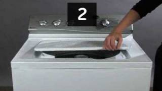 getlinkyoutube.com-Washer Not Spinning - Motor Reset