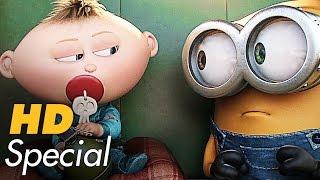 getlinkyoutube.com-DIE MINIONS Trailer & Filmclips Deutsch German (2015)