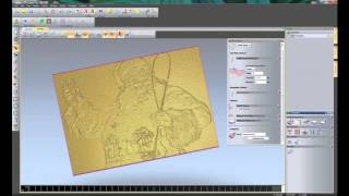 getlinkyoutube.com-Getting Started In CNC With ArtCAM Express 2012