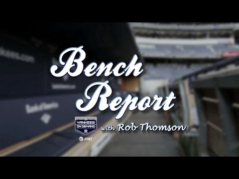 Bench Report: Off and Running