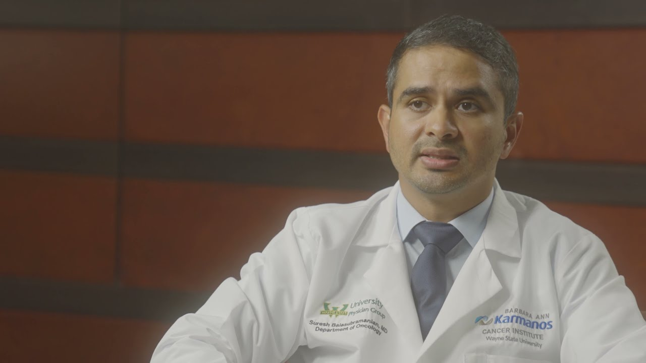 Meet Dr. Suresh Balasubramanian - Hematology Oncology video thumbnail