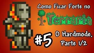 getlinkyoutube.com-Como Ficar Forte no Terraria #6 - O Hardmode, Parte 1/2