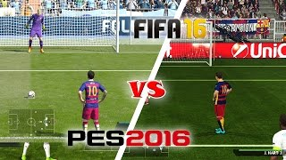 getlinkyoutube.com-FIFA 16 vs. PES 16: Penalty Kicks