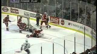 getlinkyoutube.com-NHL 1995, Game 4 - Detriot Red Wings vs Chicago Blackhawks