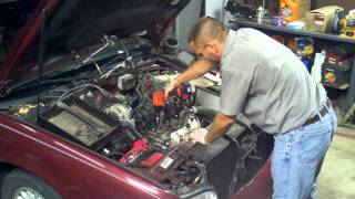 getlinkyoutube.com-GM 3.8 Intake Manifold replacement. Removal the fast way WITH NOTES