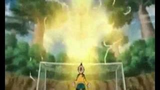 getlinkyoutube.com-Inazuma Eleven (イナズマイレブン) - All hissatsu of Endou Mamoru
