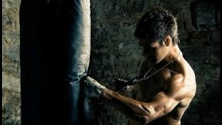 getlinkyoutube.com-Боксерский мешок. Своими руками./Punching bag. The hands.