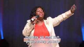 Restauré à la Gloire (Creole) - Pasteur Gregory Toussaint - Tabernacle de Gloire