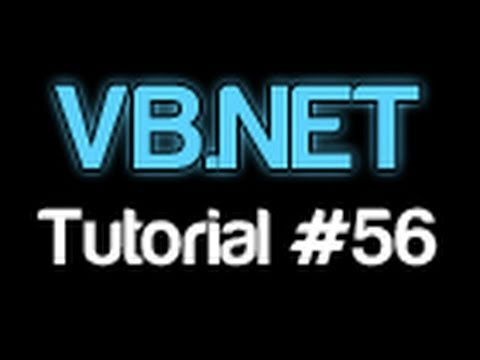 VB.NET Tutorial 56 - Classes (Visual Basic 2008/2010)