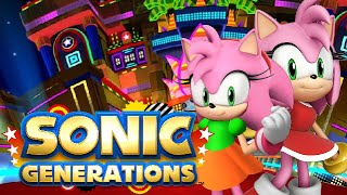 getlinkyoutube.com-THE SPEED IS EXTREME! | Sonic Generations w/ Mods #4