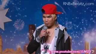 getlinkyoutube.com-Genesis (Beatboxer) - Australia's Got Talent 2012 Audition! - FULL