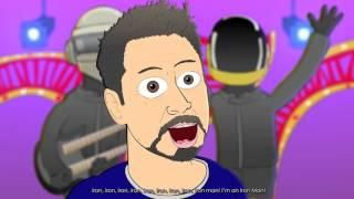 getlinkyoutube.com-♪ IRON MAN 3 THE MUSICAL   Animated Parody