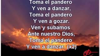 getlinkyoutube.com-Toma El Pandero Con Letra