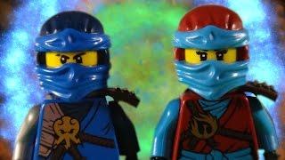getlinkyoutube.com-LEGO NINJAGO - JAY AND NYA V'S VILLAINS