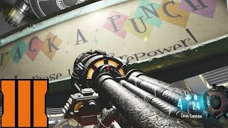"getlinkyoutube.com-BLACK OPS 3 ZOMBIES ""KINO DER TOTEN"" REMAKE UPDATED Call of Duty BO3 Mod Gameplay"