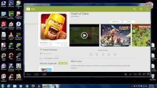 getlinkyoutube.com-How to Dowload & Install Clash of Clans in PC 2014 FREE (Windows/MAC)