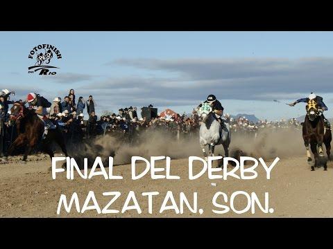 Carreras de Caballos En Mazatan 01 Enero 2015