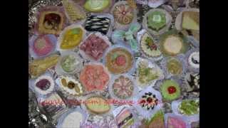 Mes réalisations de gâteaux Algériens.